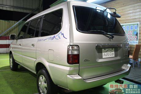 Toyota豐田 Zace(瑞獅 照片7