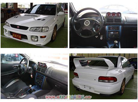 Subaru 速霸陸 Impreza G 照片1