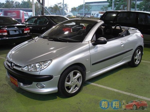 Peugeot 寶獅 206 CC 照片7