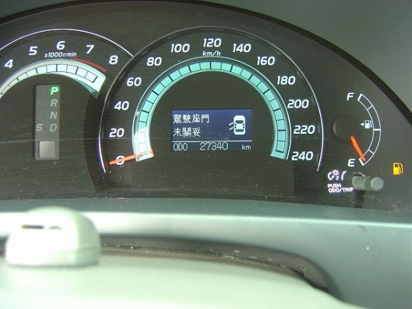 大眾汽車 09 CAMRY 2.4G 照片7