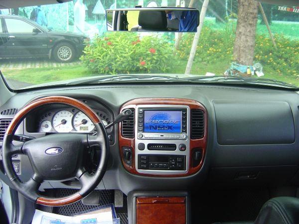 大眾汽車 ESCAPE 2.3 4WD  照片4