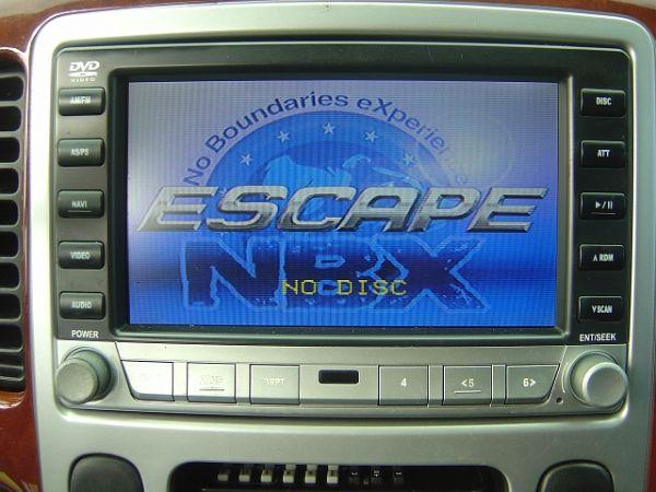 大眾汽車 ESCAPE 2.3 4WD  照片5