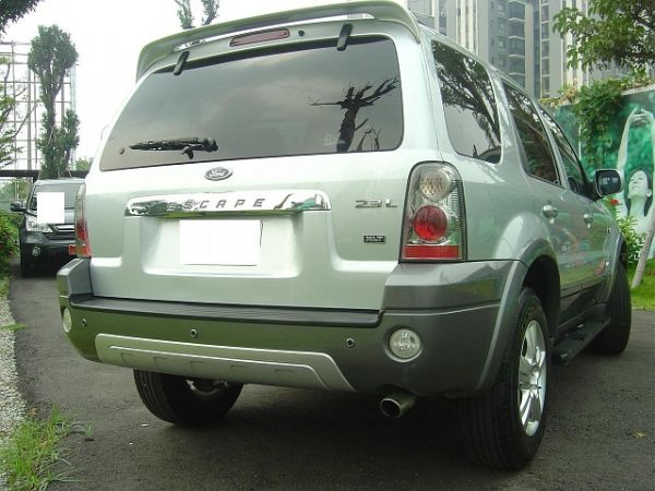 大眾汽車 ESCAPE 2.3 4WD  照片7