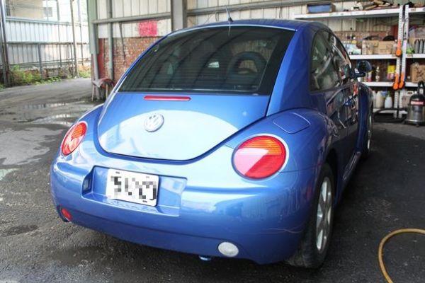 福斯 BEETLE 2.0 藍色 照片10