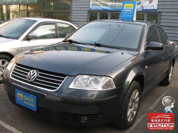 運通汽車-2002年-VW-Passat 照片1