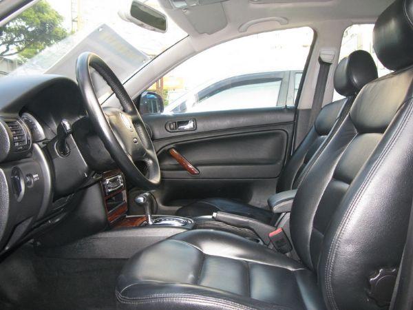 運通汽車-2002年-VW-Passat 照片3