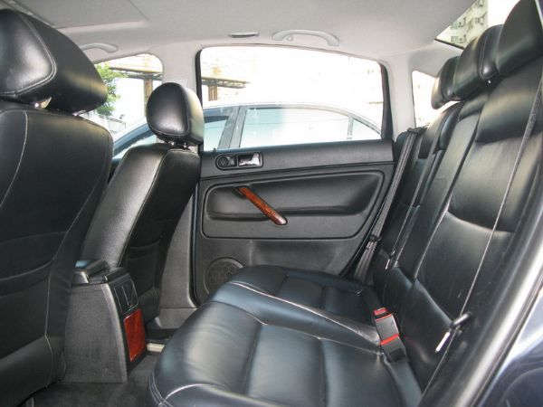 運通汽車-2002年-VW-Passat 照片4