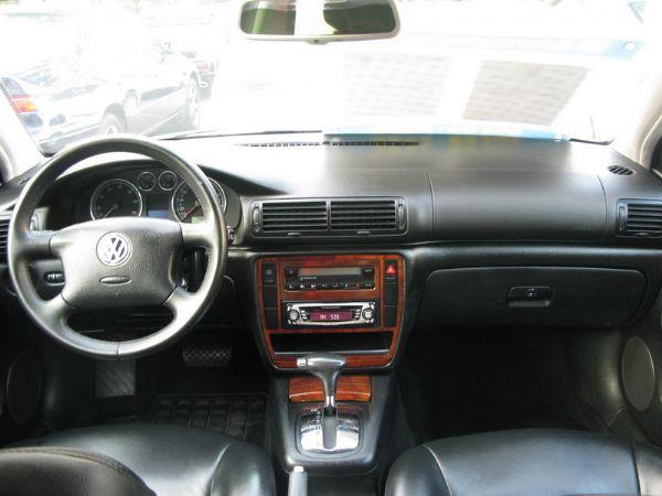 運通汽車-2002年-VW-Passat 照片5