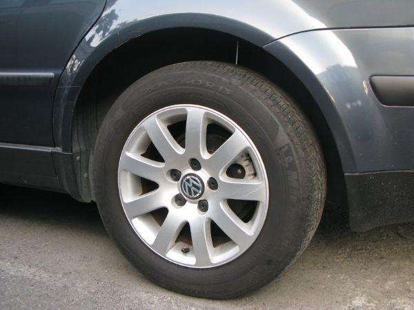運通汽車-2002年-VW-Passat 照片8