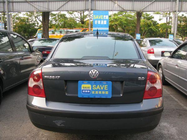 運通汽車-2002年-VW-Passat 照片9