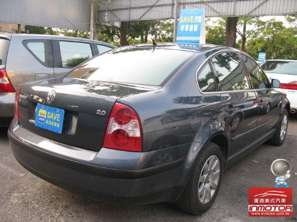 運通汽車-2002年-VW-Passat 照片10