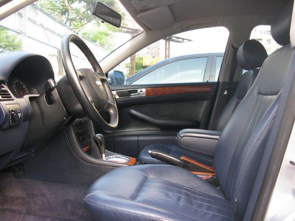 運通汽車-1998年-AUDI-A6 照片3