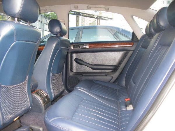 運通汽車-1998年-AUDI-A6 照片4