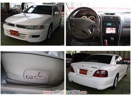 Mitsubishi 三菱 Galant 照片1