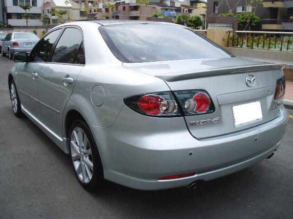 Mazda 6 2.3S 照片10