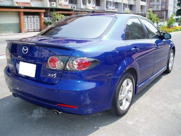 Mazda 6 2.3 S 照片10