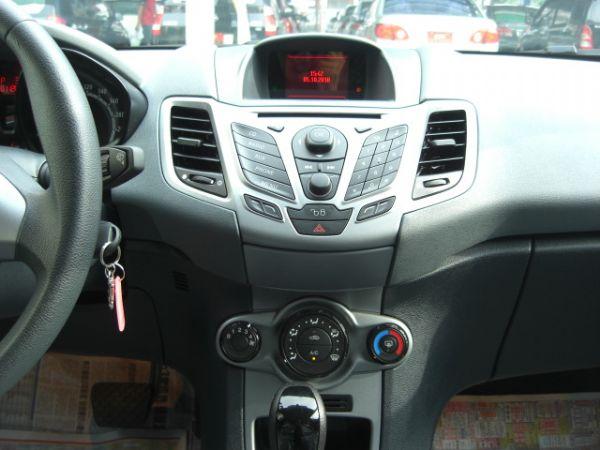 SUM聯泰汽車~2009年FIESTA 照片4