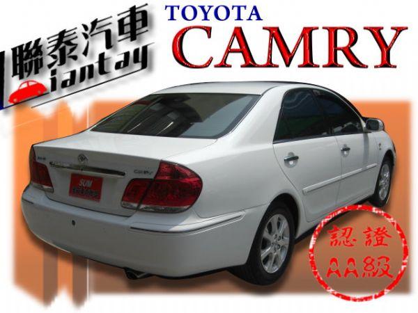 SUM聯泰汽車~2006年 CAMRY 照片10