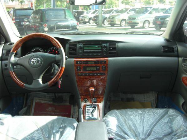 SUM聯泰汽車~2007年 ALTIS 照片5