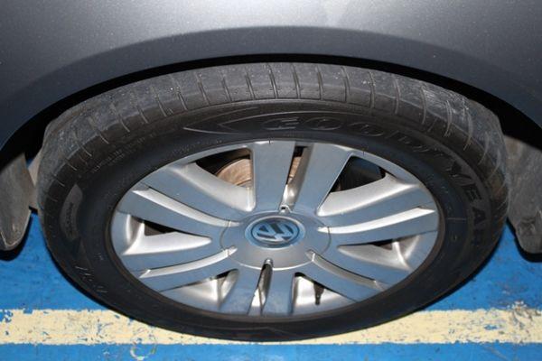 福斯 PASSAT 2.0 鐵灰色 柴油 照片3