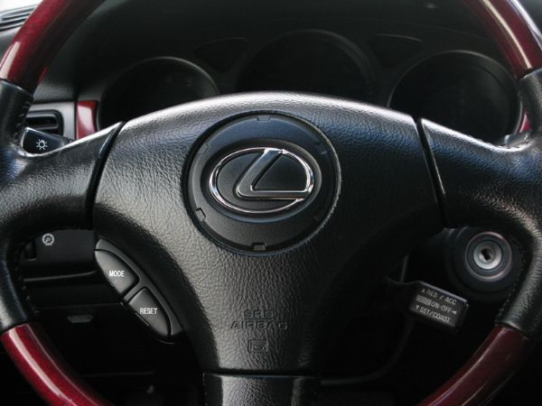 運通汽車-2003年-凌志-ES300 照片6