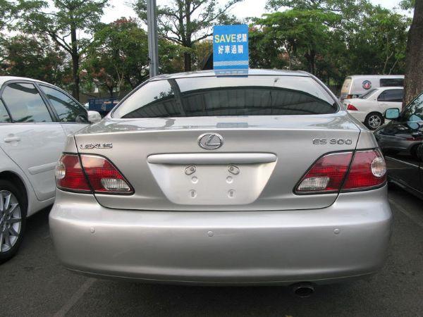 運通汽車-2003年-凌志-ES300 照片9