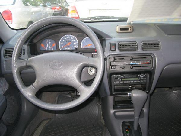 運通汽車-2001年-豐田-Tercel 照片2