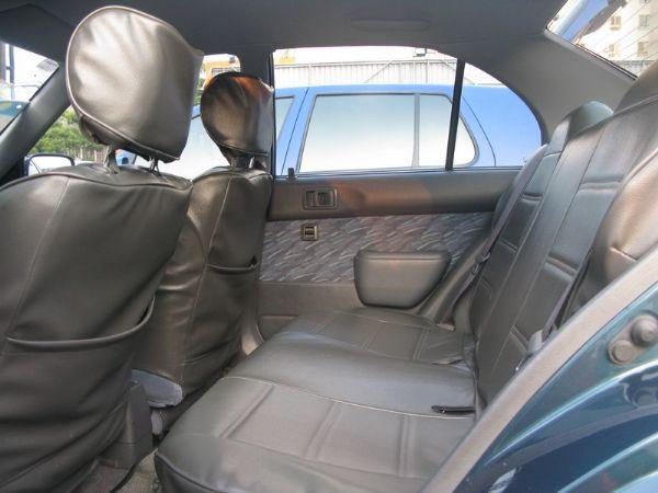 運通汽車-2001年-豐田-Tercel 照片4