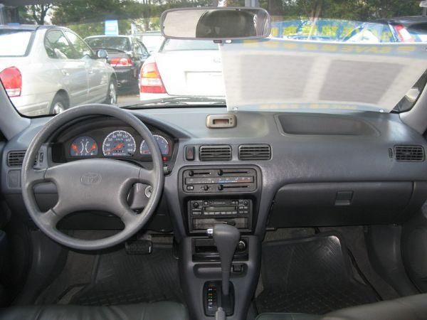 運通汽車-2001年-豐田-Tercel 照片5