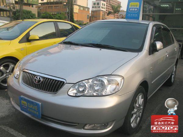 運通汽車-2007年-豐田-Altis 照片1