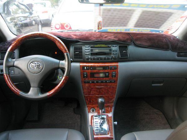 運通汽車-2007年-豐田-Altis 照片5
