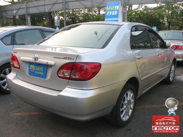 運通汽車-2007年-豐田-Altis 照片7