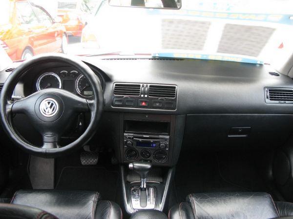 運通汽車-2002年-VW-Bora 照片5