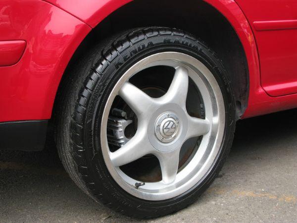 運通汽車-2002年-VW-Bora 照片7