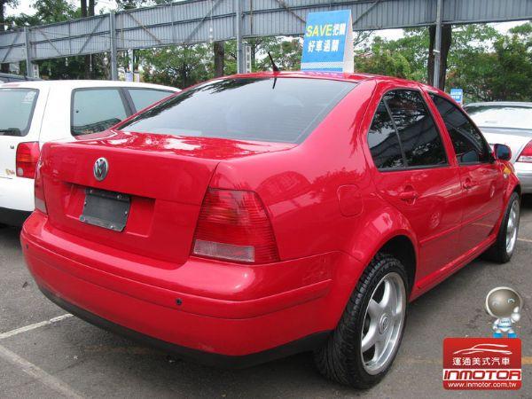 運通汽車-2002年-VW-Bora 照片9
