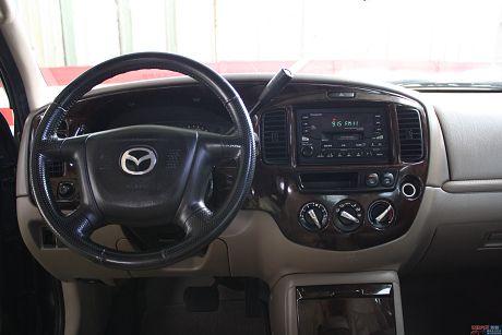 Mazda 馬自達 Tribute 照片7
