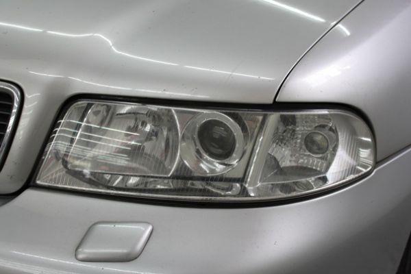 奧迪 S4 2.7 銀色 渦輪 照片2