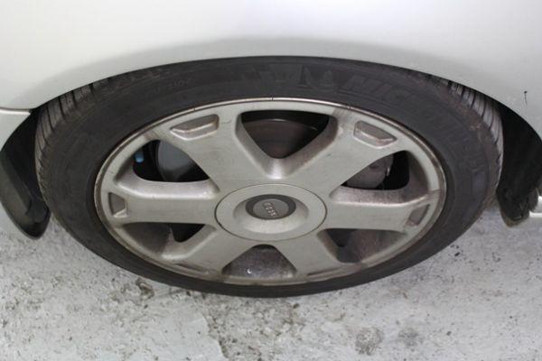 奧迪 S4 2.7 銀色 渦輪 照片3