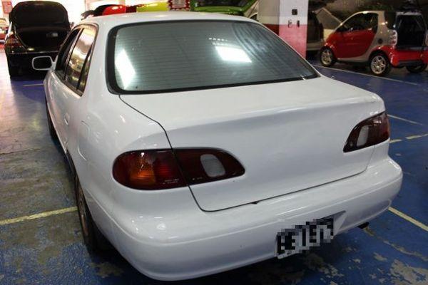 豐田 COROLLA 1.8 白色 照片9