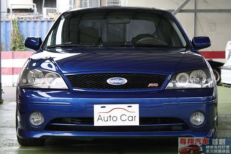 Ford 福特 Tierra AERO 照片2