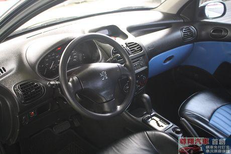 Peugeot 寶獅 206 照片4