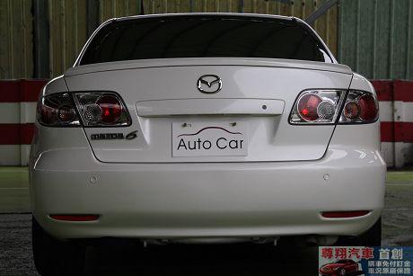 Mazda 馬自達 6 照片9