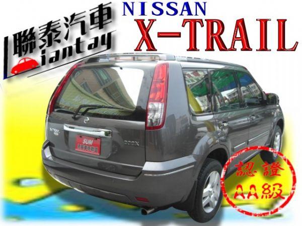 SUM聯泰汽車~2005年X-TRAIL 照片10