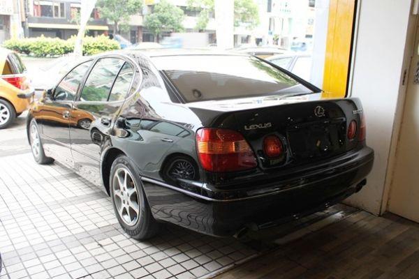 凌志 GS300 3.0 黑色 照片10