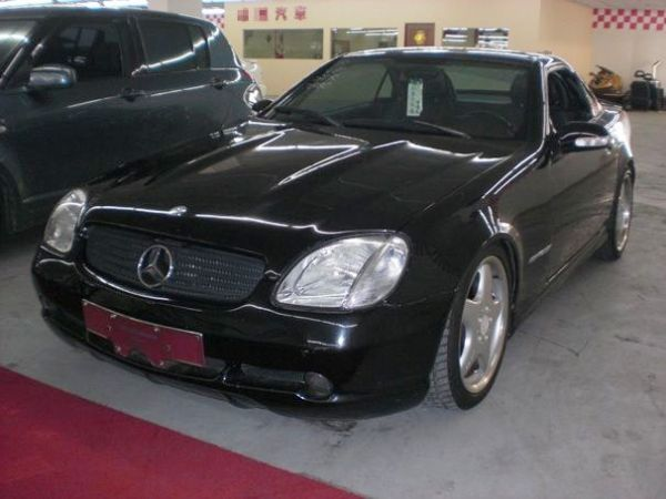Benz 賓士 SLK 照片1