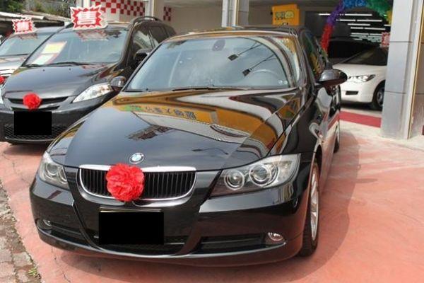 BMW 寶馬 320I 照片1