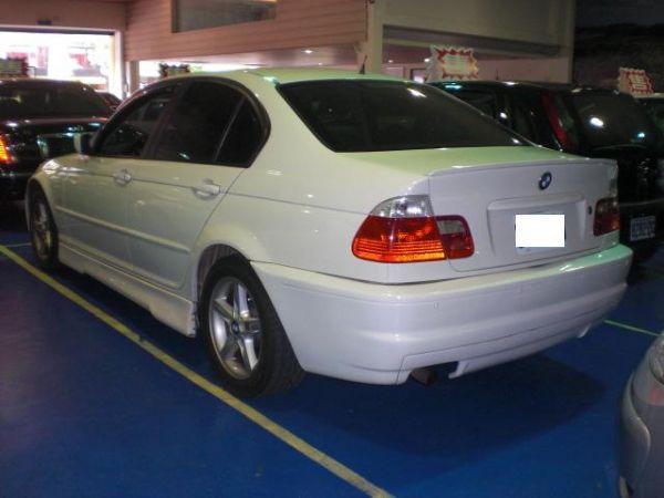 BMW 寶馬 318 照片9