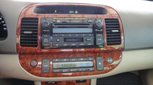 SUM聯泰汽車~2004型式 CAMRY 照片4