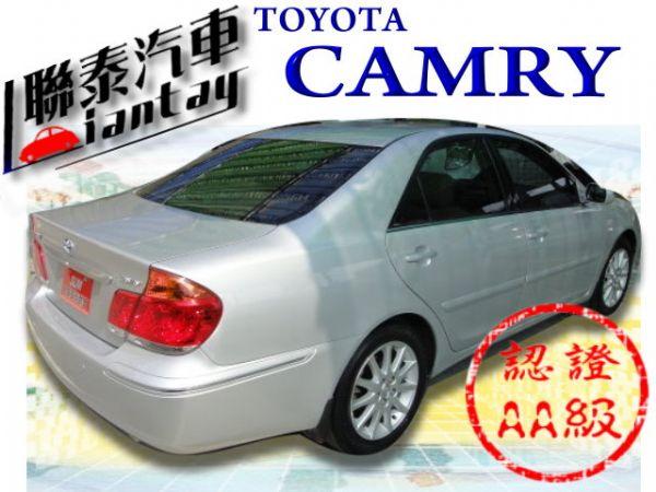 SUM聯泰汽車~2004型式 CAMRY 照片10