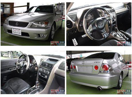 Lexus 凌志 IS 200 照片1